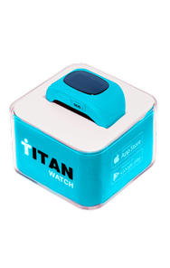 Titan Watch Синие