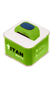 Titan Watch Зеленые