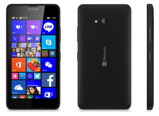 Смартфон Lumia 540 Dual SIM уже в продаже   Новости   Интернет ... 8dc7682d0b1